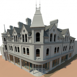 Revit Model from Pointcloud data